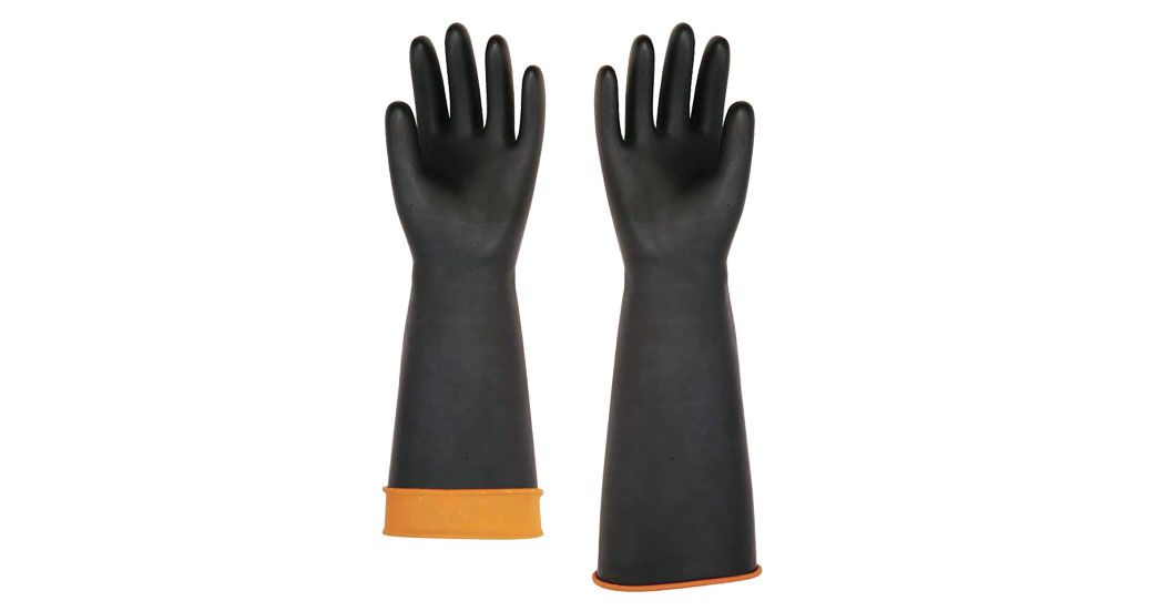 H1 45 Rubber Glove