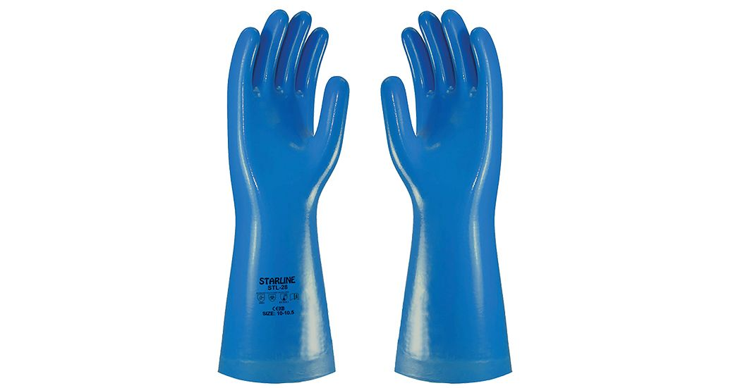 STL 28 Chemical Gloves