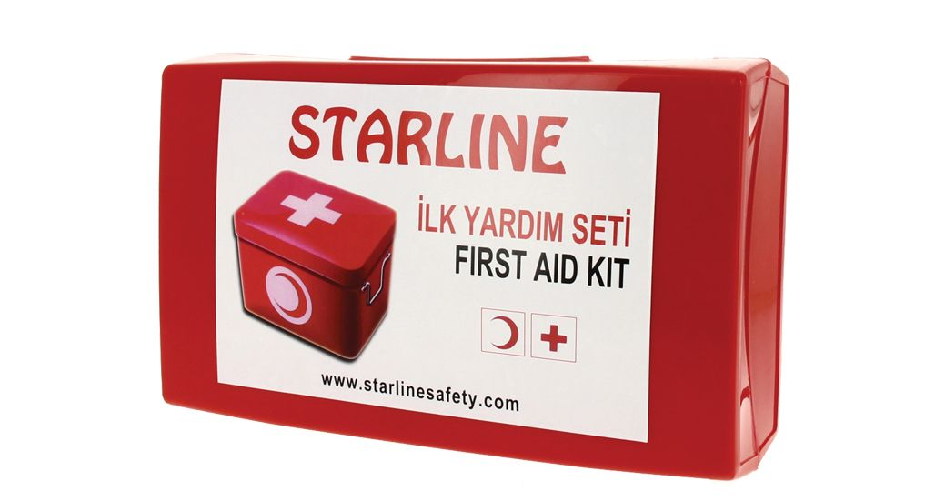 PL101 First Aid Kit for Vehicles