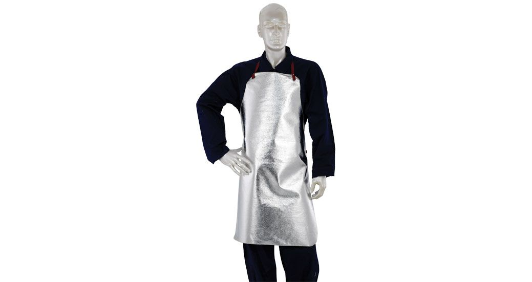LTKA Aluminized Clothing