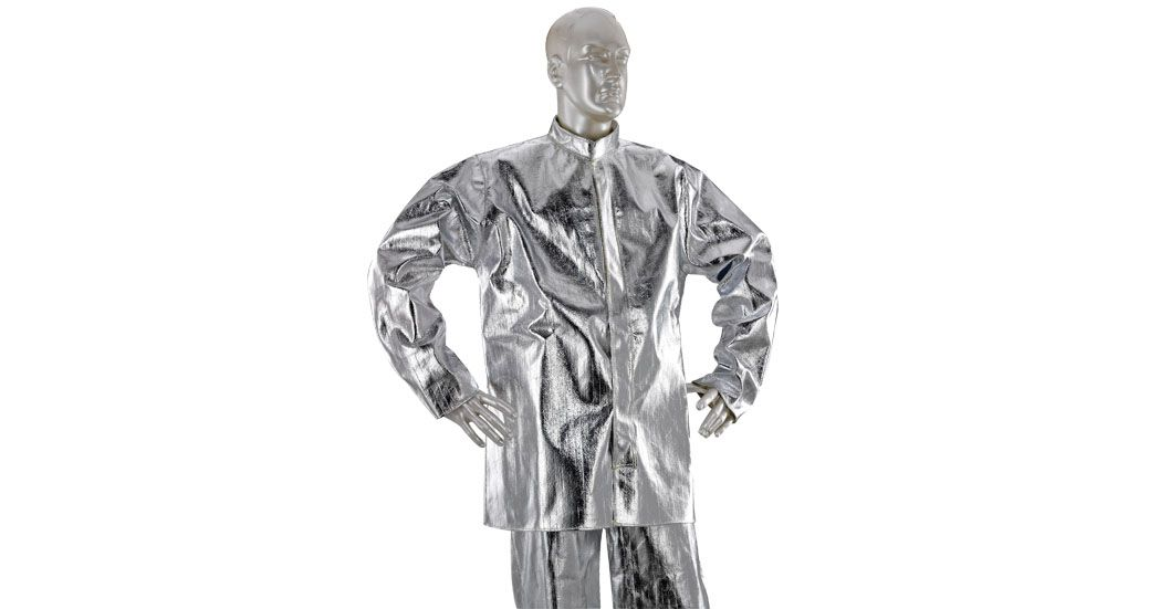 V3TKA Aluminized Clothing