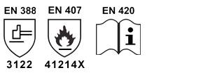 Dayanıklı Eldiven / E-102 Standartlar