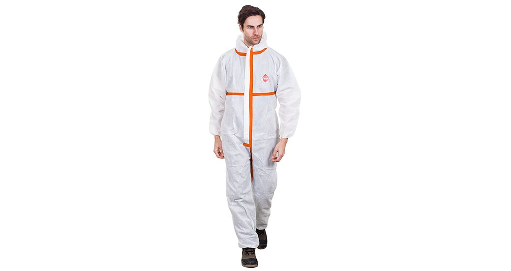 ST26 356 Microtex Plus H Coverall